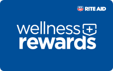 image of wellness rewards card